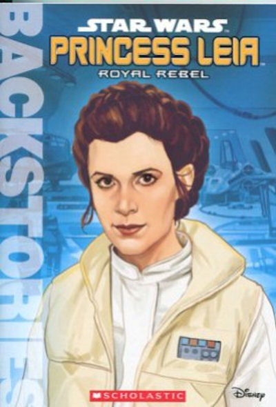 DC Comics Backstories: Princess Leia: Royal Rebel (16)