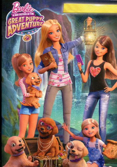 Barbie And Her Sisters In The Great Puppy Adventure Chapter Book 15