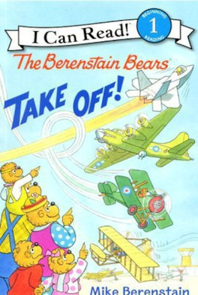 Berenstain Bears Take Off, The (16) Level 1