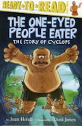 One-Eyed People Eater, The: The Story of Cyclops (14) Level 2