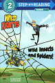 Wild Kratts: Wild Insects and Spiders! (16) Level 2