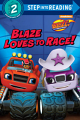 Blaze and the Monster Machines: Blaze Loves to Race! (16) Level 2