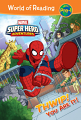 Marvel Super Hero Adventures: Thwip! You Are It! (20) Pre-Level 1