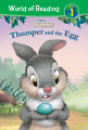 Disney Bunnies: Thumper and the Egg (20) Level 1