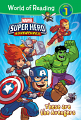 Marvel Super Hero Adventures: These are the Avengers (20) Level 1