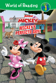 Mickey Mouse Roadster Racers: Mickey's Perfecto Day! (20) Level 1