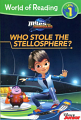 Miles from Tomorrowland: Who Stole the Stellosphere? (15) Level 1