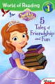 5 Tales of Friendship and Fun Story Collection (16) Level 1