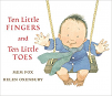 Ten Little Fingers and Ten Little Toes Big Book (18)